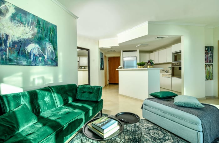 Apartment in Bugrashov Marina, Central Beach Area - 3