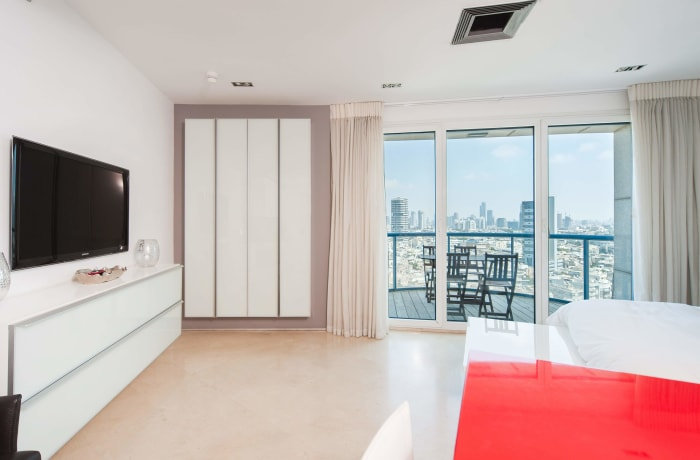 Apartment in Bugrashov Sea View, Central Beach Area - 1