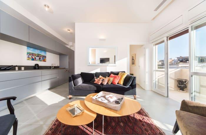 Apartment in Classic Ben Yehuda, North Beach Area - 1