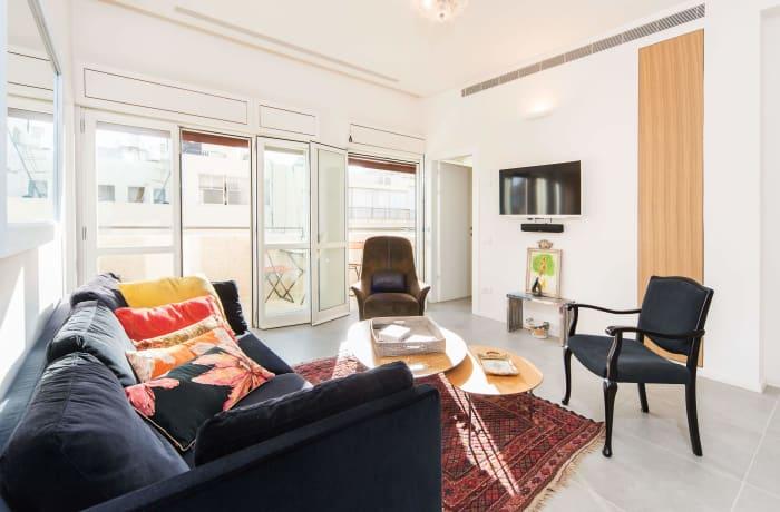 Apartment in Classic Ben Yehuda, North Beach Area - 21