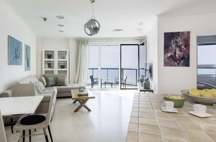 Apartment in Hayarkon Beach Front, Central Beach Area - 1