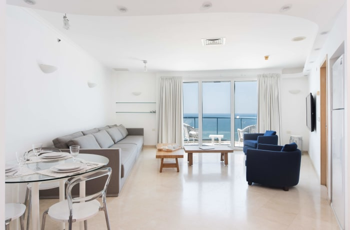 Apartment in Hayarkon Summer Magic, Central Beach Area - 1