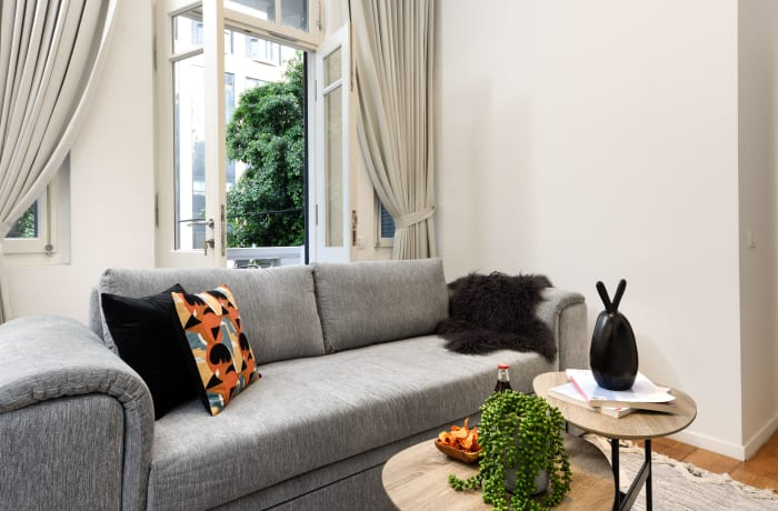 Apartment in Rothschild meets Allenby I, Central Beach Area - 1