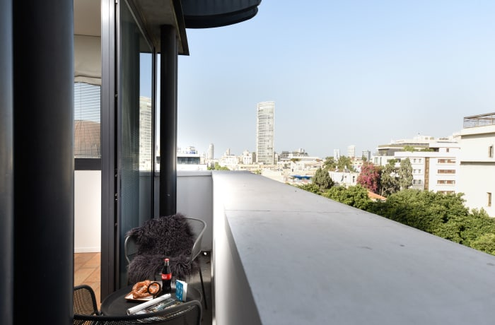 Apartment in Rothschild meets Allenby VII, Central Beach Area - 17