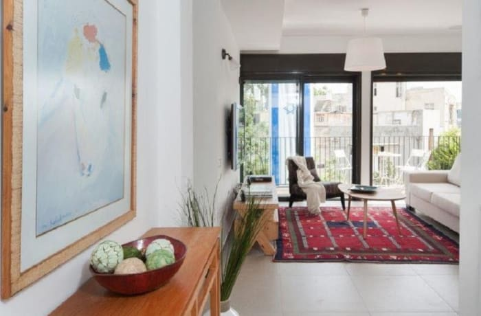Apartment in Rothschild Quarter, Central Beach Area - 3