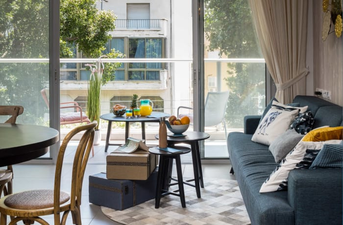 Apartment in Dizengoff, North Beach Area - 6