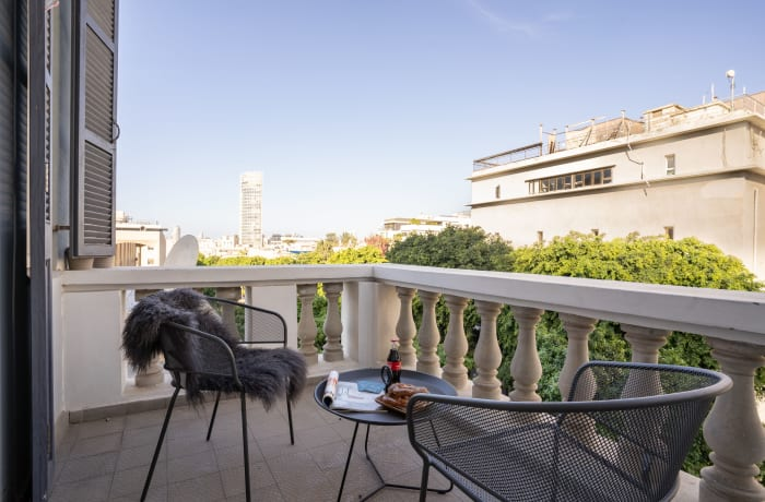 Apartment in Rothschild meets Allenby III, Central Beach Area - 19