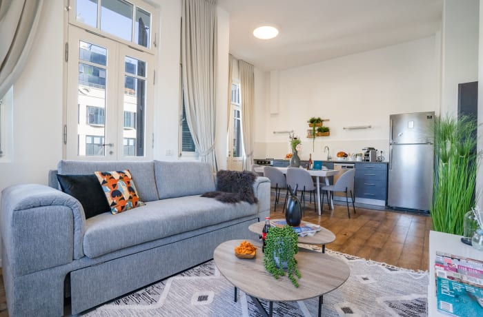 Apartment in Rothschild meets Allenby V, Central Beach Area - 7