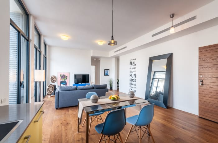 Apartment in Hamelech Hiram, Jaffa Port - 6