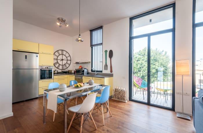 Apartment in Hamelech Hiram, Jaffa Port - 3