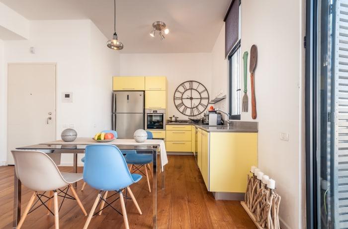Apartment in Hamelech Hiram, Jaffa Port - 8