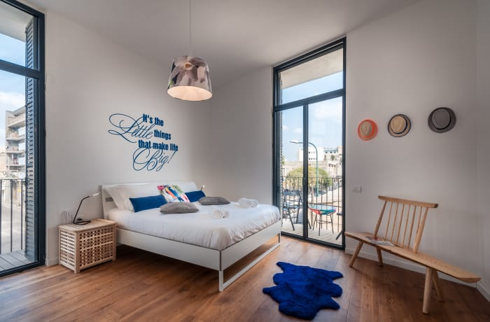 Apartment in Hamelech Hiram, Jaffa Port - 4