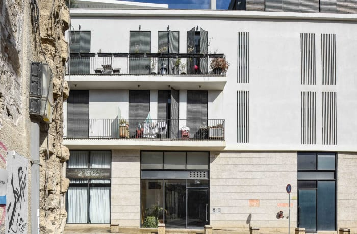 Apartment in Hamelech Hiram, Jaffa Port - 20