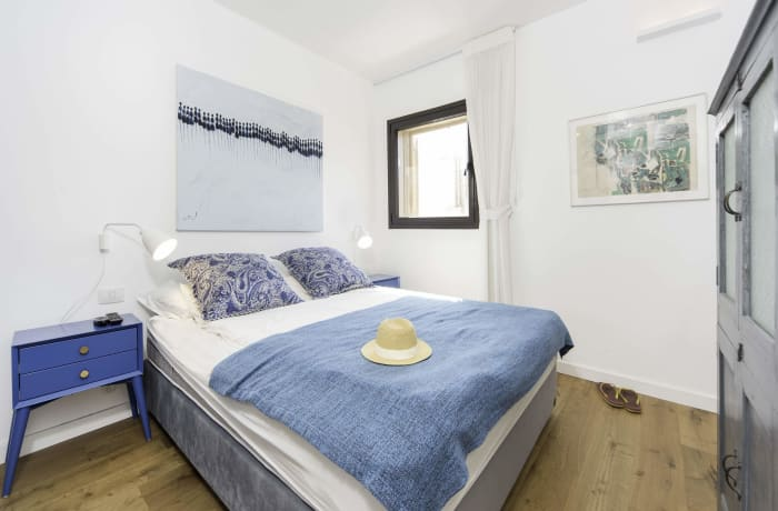 Apartment in Roslan on the Sea, Jaffa Port - 17