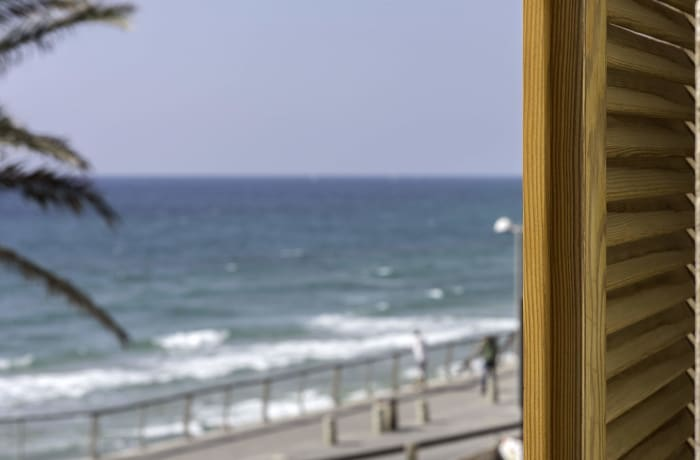 Apartment in Roslan on the Sea, Jaffa Port - 12