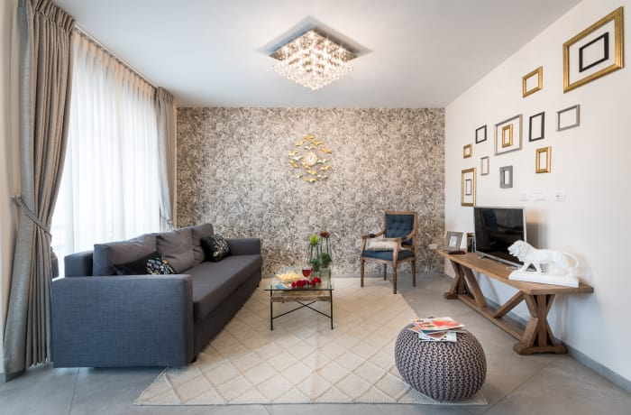 Apartment in Yehuda Hehasid, Neve Tzedek - 1