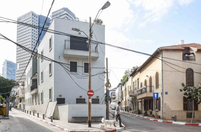 Apartment in Yehuda Hehasid, Neve Tzedek - 0