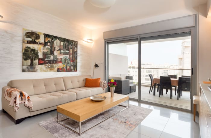 Apartment in Levi Eshkol I, North Beach Area - 1