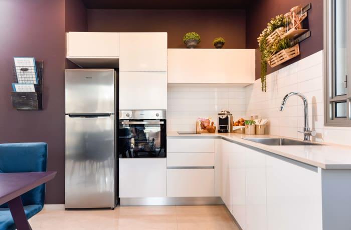 Apartment in Stylish Sheinkin IV, Sheinkin - 3