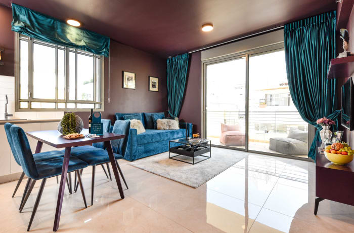 Apartment in Stylish Sheinkin IV, Sheinkin - 1