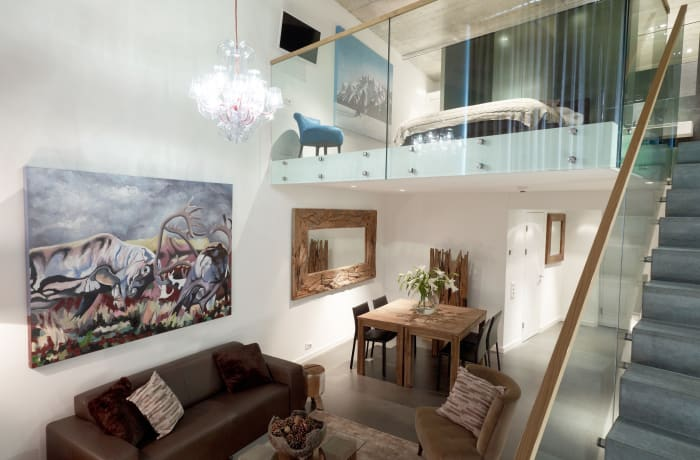 Apartment in Junior Wolf Duplex I, Alt-Wiedikon - 2