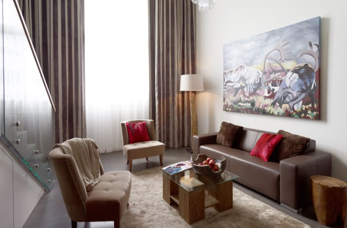 Apartment in Junior Wolf Duplex II, Alt-Wiedikon - 0