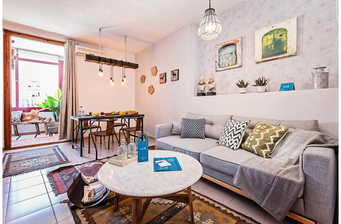 Apartment in Wellington, Ciutadella - 1
