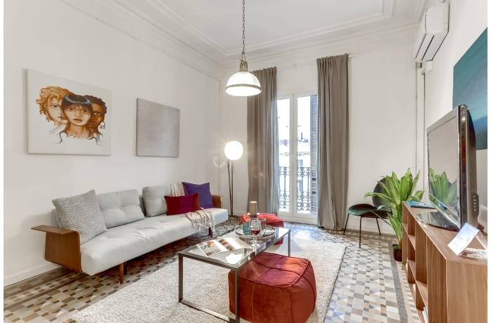 Apartment in Aragon, Eixample - 1