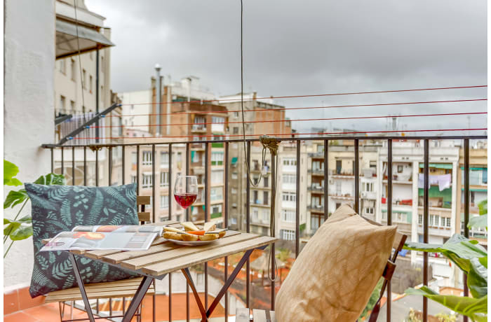 Apartment in Aragon, Eixample - 22