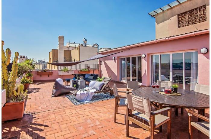 Apartment in Pedrera Atic, Eixample - 1