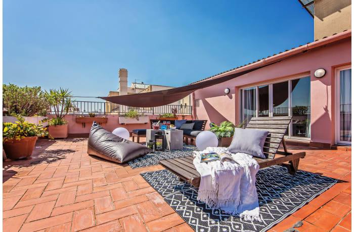 Apartment in Pedrera Atic, Eixample - 20