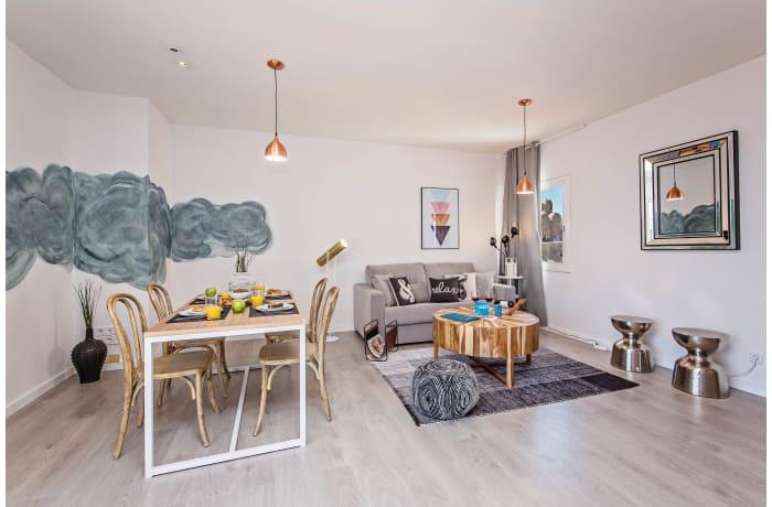 Apartment in Pedrera Atic, Eixample - 3