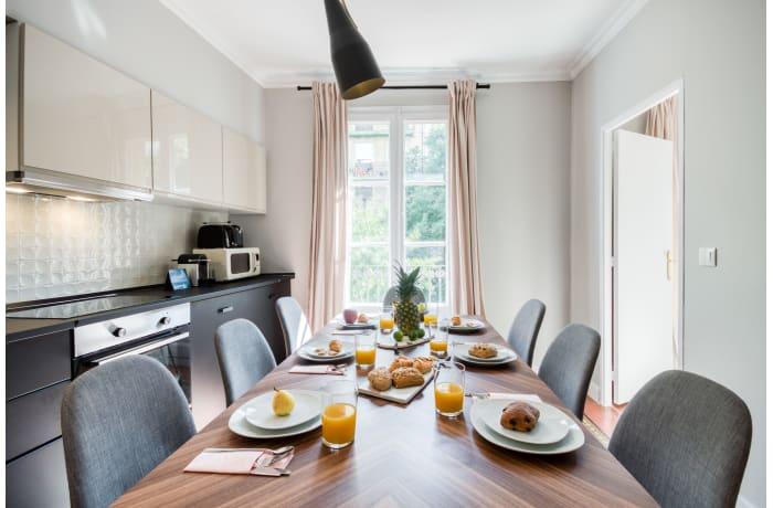Apartment in Rocafort 103, Eixample - 7