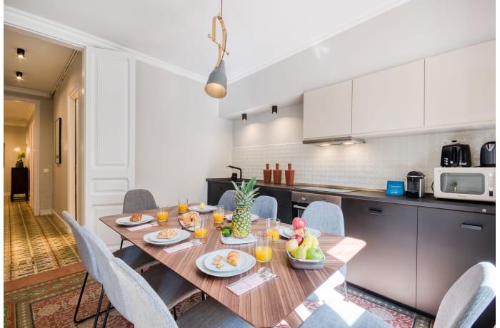 Apartment in Rocafort 103, Eixample - 6