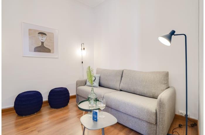 Apartment in Rocafort 104, Eixample - 1