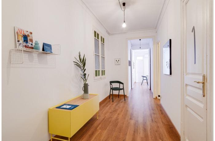 Apartment in Rocafort 104, Eixample - 8