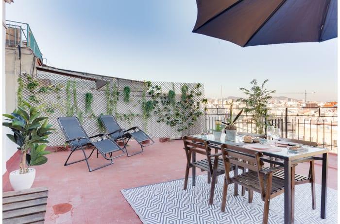 Apartment in Rocafort Atic 4, Eixample - 20