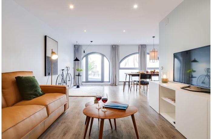 Apartment in Verdi I, Gracia - 5