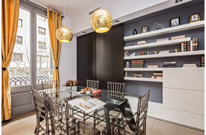 Apartment in Urqui City Center, Plaza Catalunya- City Center - 3
