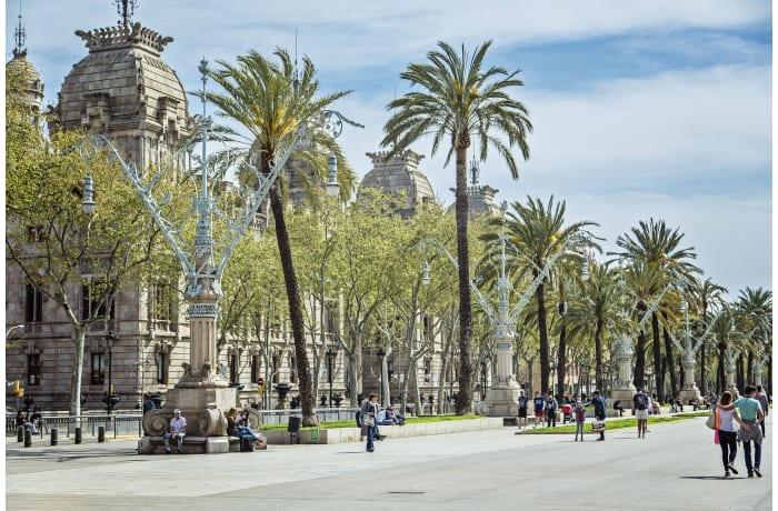 Apartment in Urqui City Center, Plaza Catalunya- City Center - 22