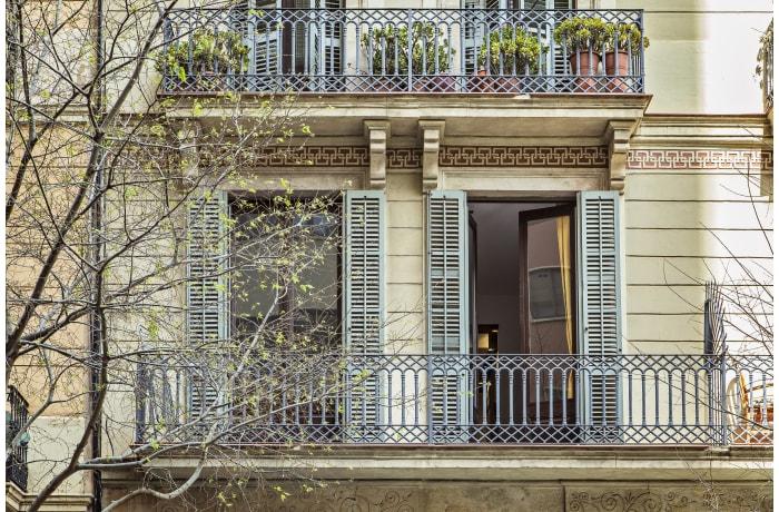 Apartment in Urqui City Center, Plaza Catalunya- City Center - 23