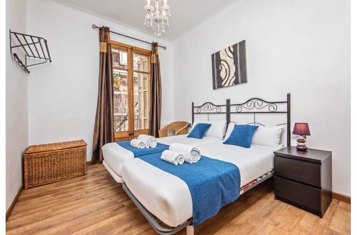 Apartment in Joan Miro, Plaza España - 5