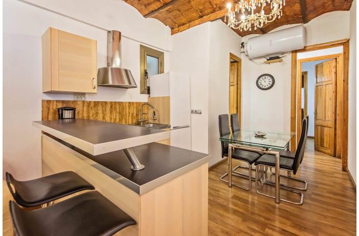 Apartment in Joan Miro, Plaza España - 2