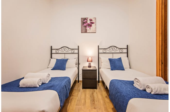 Apartment in Joan Miro, Plaza España - 8