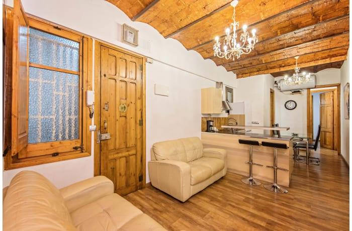 Apartment in Joan Miro, Plaza España - 4