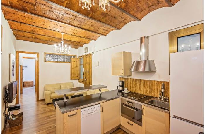 Apartment in Joan Miro, Plaza España - 14