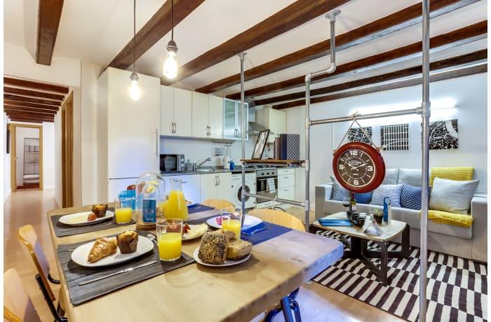 Apartment in Miro Park, Plaza España - 7