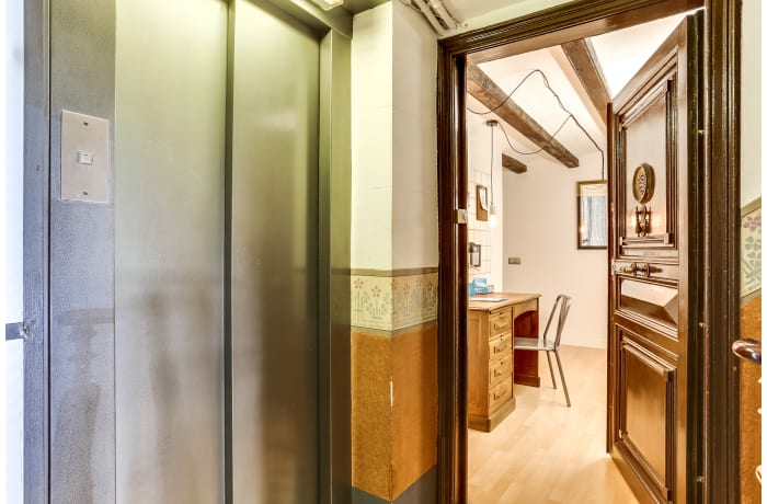 Apartment in Miro Park, Plaza España - 23
