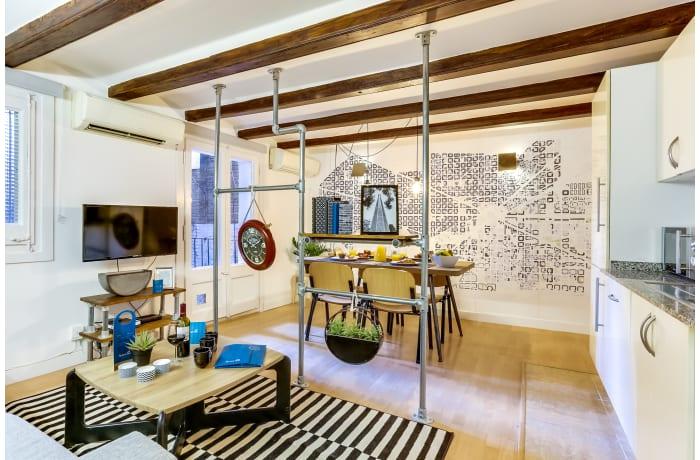 Apartment in Miro Park, Plaza España - 1