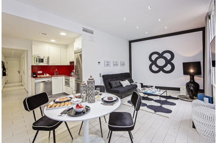 Apartment in Sants II, Plaza España - 3